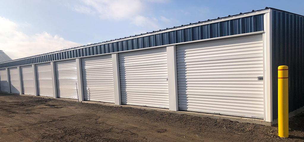 7 Rivers Self Storage Building in La Crescent
